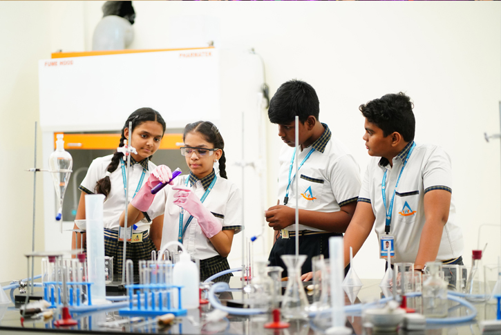 Best Middle School Kompally Hyderabad Admissions