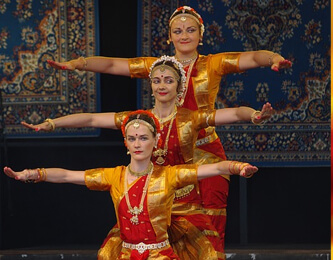 Tnrea school Classical Dance