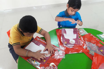 best school kompally Hyderabad EVS activity on Internal Organs 2