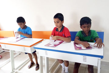best school kompally Hyderabad EVS activity on Internal Organs 5