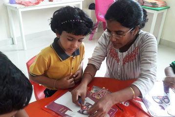 best school kompally Hyderabad EVS activity on Internal Organs 7