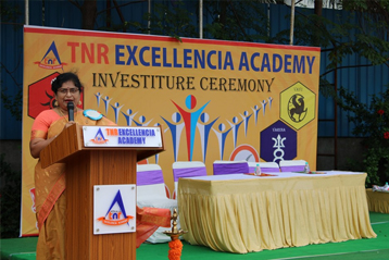 Best school hyderabad First Investiture Ceremony 4