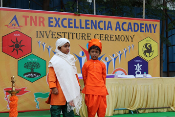 Best school hyderabad First Investiture Ceremony 6