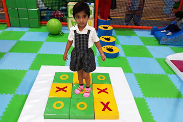 best school kompally Hyderabad Sim and Sam's Party and Playtown trip 10
