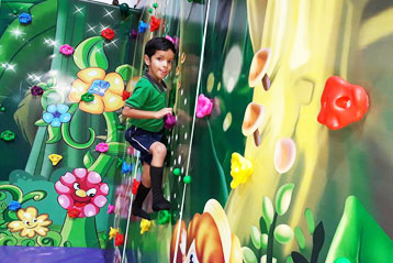 best school kompally Hyderabad Sim and Sam's Party and Playtown trip 11