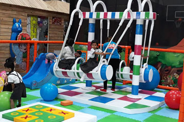 best school kompally Hyderabad Sim and Sam's Party and Playtown trip 3
