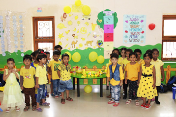 yellow color day 2019 3
