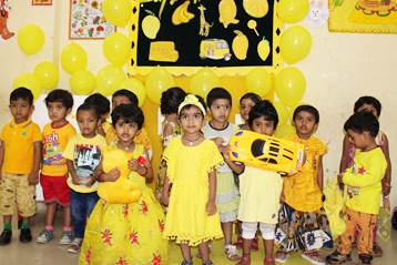 yellow color day 2019 7