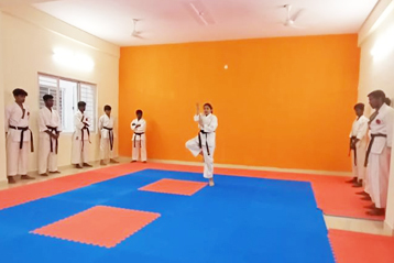 karate training 4