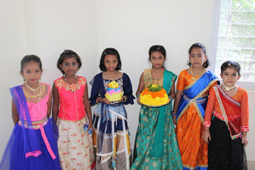 bathukamma festival celebrations 1
