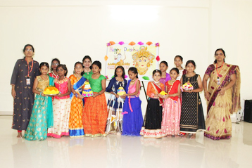 bathukamma festival celebrations  10