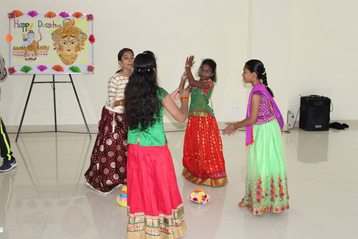 bathukamma festival celebrations 3