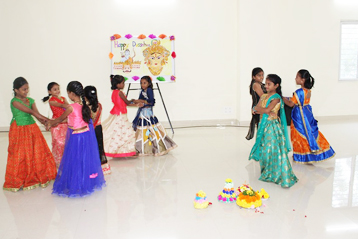bathukamma festival celebrations  5