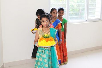 bathukamma festival celebrations  6