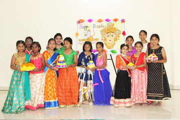 bathukamma festival celebrations  7