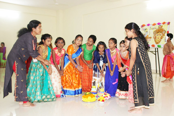 bathukamma festival celebrations  9