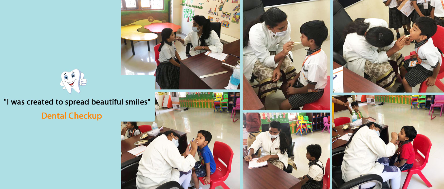 dental checkup tnreaschool